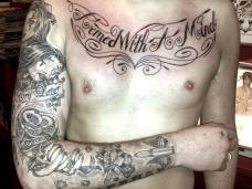tattoo chicanos en noir
