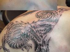 refaire ou reprendre d'anciens tattoo et maquillage semi permanent