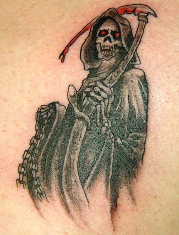 tattoo ankou
